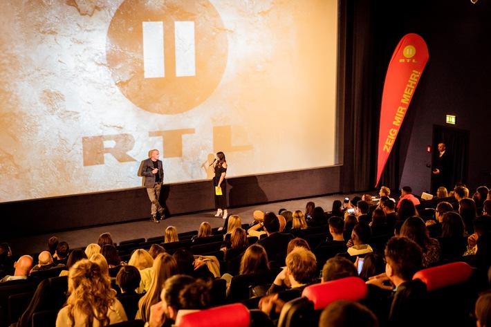 "RTL II feiert exklusive Kinopremiere mit ""Prison Break"""