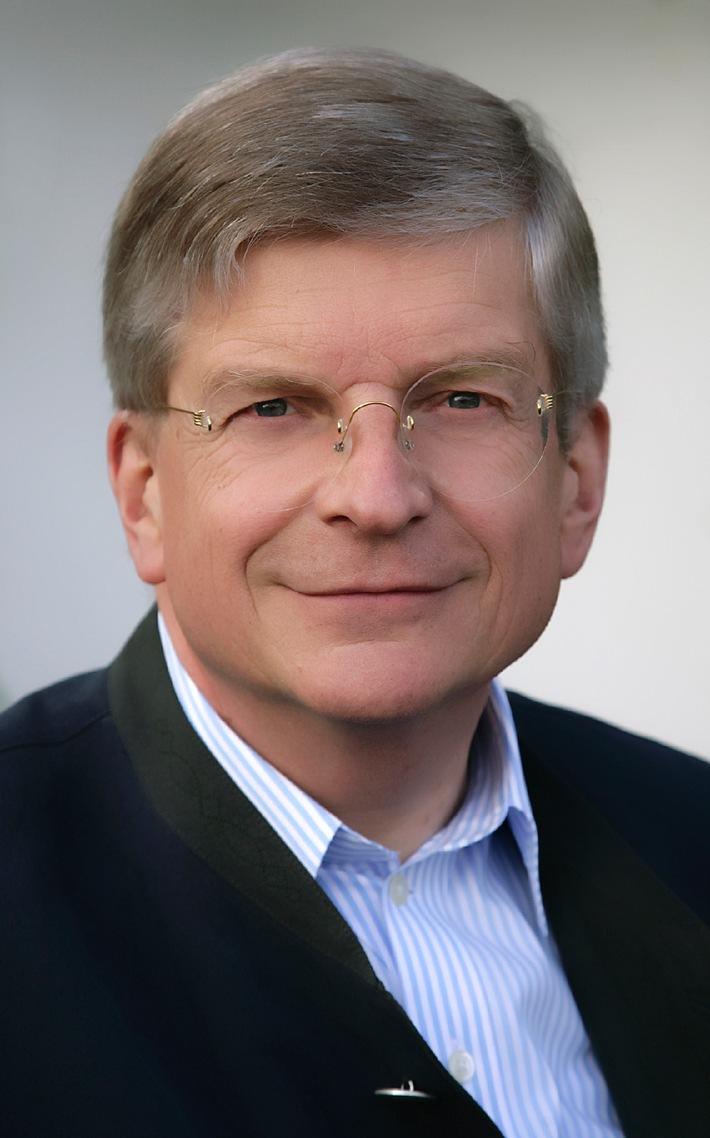 Prof. Dr. Theo Siegert neuer Verwaltungsrat der DKSH Gruppe
