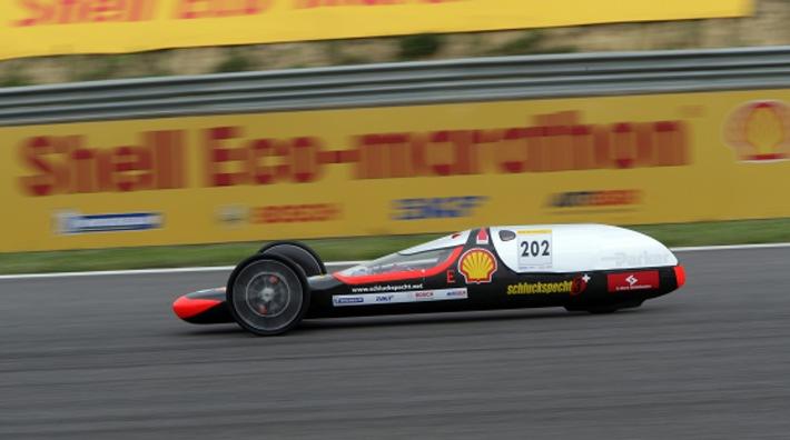 Shell Eco-marathon 2008: Jagd auf den Weltrekord