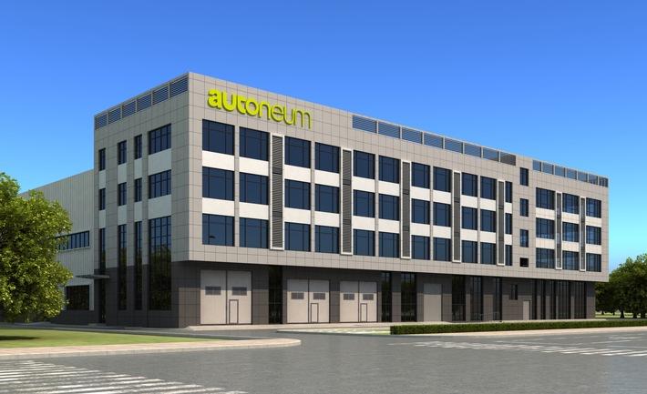 Autoneum eröffnet 2017 weiteres Werk in China
