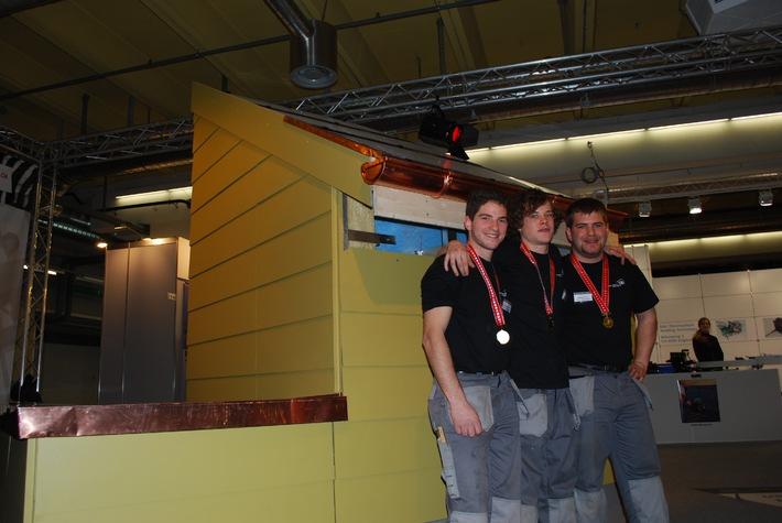 Enveloppe des édifices Suisse / Polybat - Distinction au championnat suisse de la construction climatique