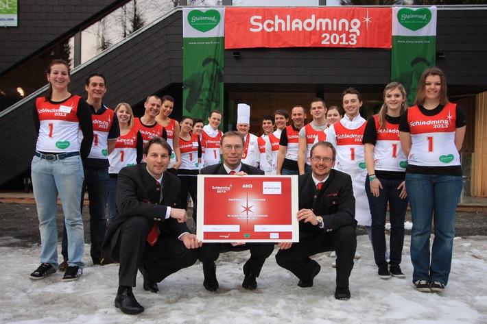 Noch 1000 Tage bis zur Ski-WM in Schladming
