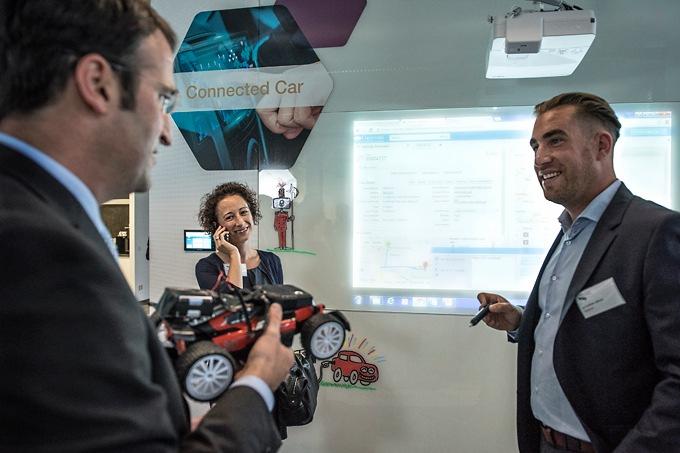 Capgemini eröffnet Innovation Lab in München zur Digitalisierung von Produkten und Services / Weltweites Netzwerk für Applied Innovation Exchange erweitert