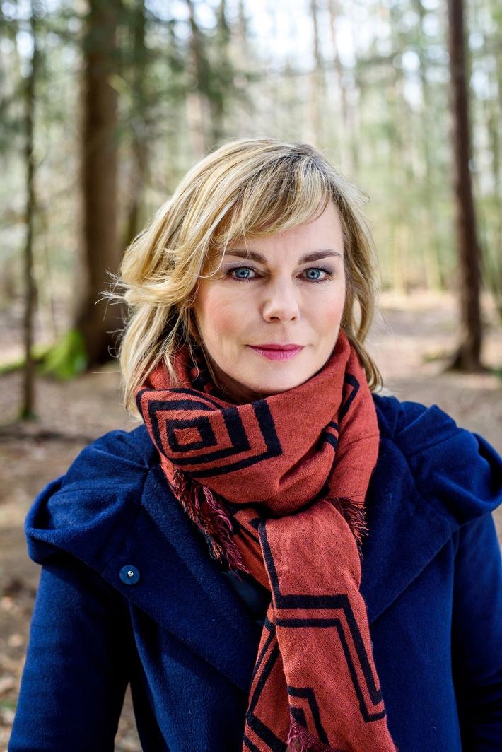 """Das Erste: """"Sturm der Liebe"""": Die große Liebe?  Saskia Valencia und Regina Funk übernehmen Gastrollen in der ARD-Erfolgstelenovela"""