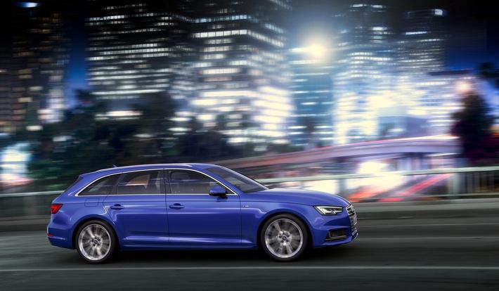 Audi steigert Auslieferungen, Umsatz und Ergebnis in den ersten drei Quartalen