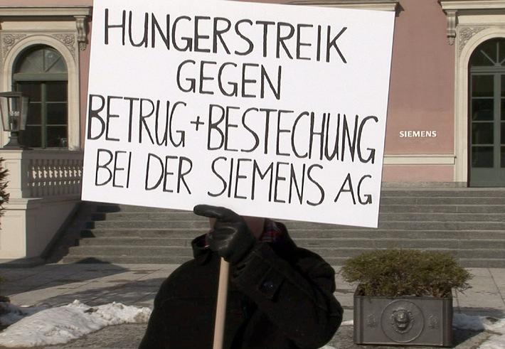 PHOENIX-ERSTAUSSTRAHLUNG - Die Firma - Die Geschäftsmethoden der Siemens AG, Sonntag, 16. März 2008, 22.15 Uhr