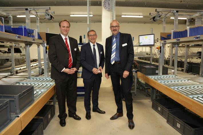 Debrunner Acifer: Modernes Logistikcenter in Kölliken eingeweiht