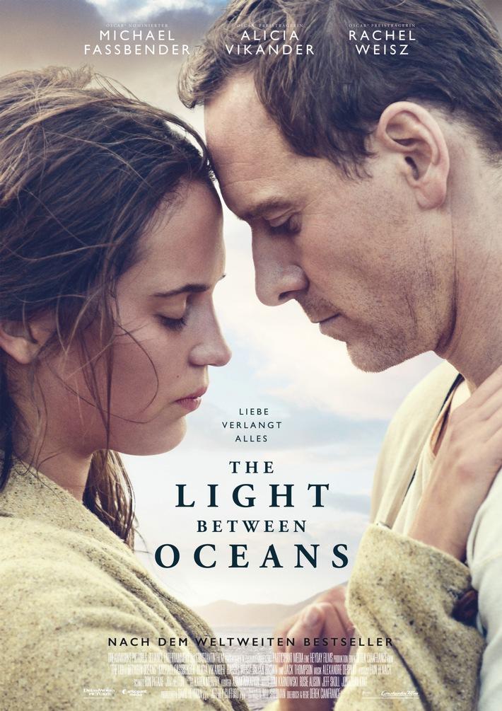 Weltpremiere in Venedig: THE LIGHT BETWEEN OCEANS mit Michael Fassbender und Alicia Vikander