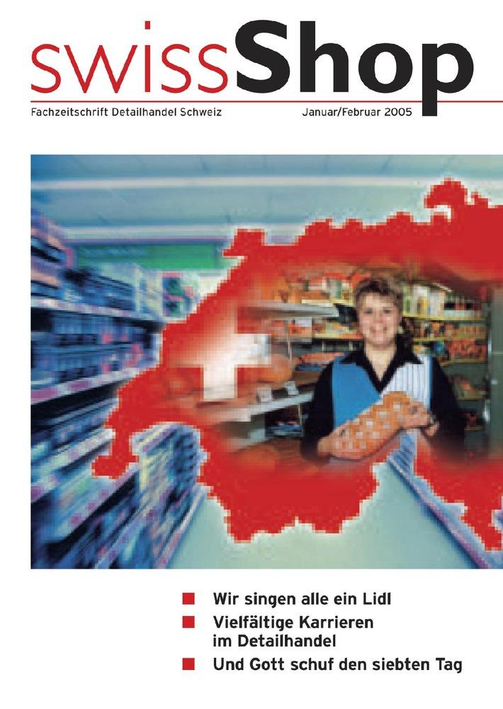 Neue Fachzeitschrift für den KMU-Detailhandel
