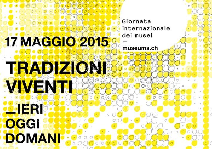 Una Giornata dei musei dedicata ai beni culturali viventi