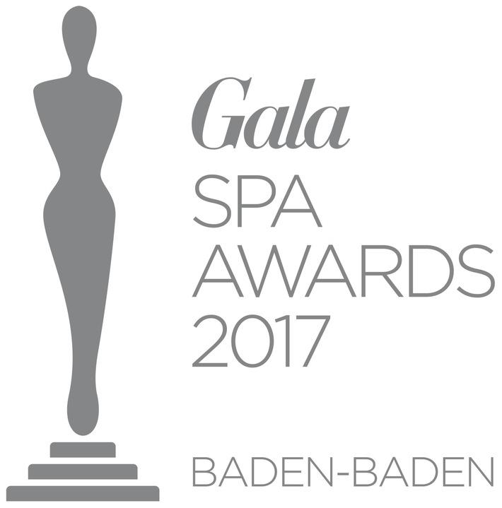 GALA SPA AWARDS 2017: Preisverleihung am 25. März 2017 in Baden-Baden / Die diesjährigen Nominierten der renommierten Beauty- und Spa-Auszeichnung stehen fest