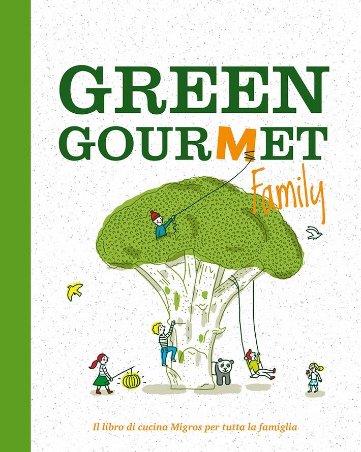 Premio per il libro di cucina della Migros Green Gourmet Family