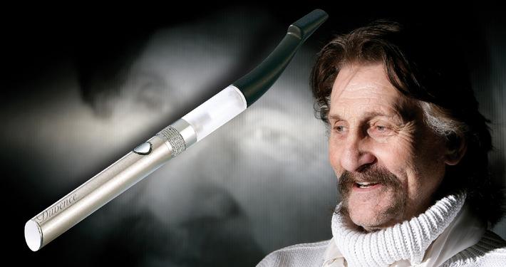 Alternative am Weltnichtrauchertag: e-Zigarette von Star-Designer Luigi Colani