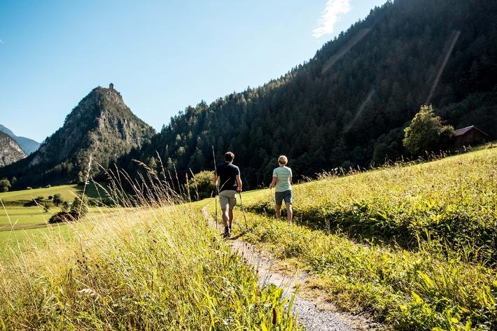 Erholungswandern in TirolWest