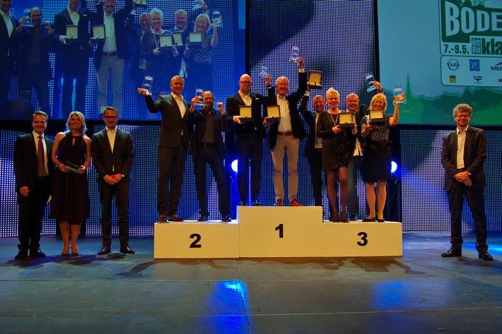 Gelungenes Finale bei der 4. Bodensee-Klassik 2015
