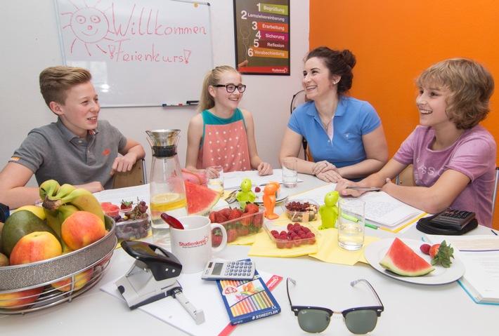 Studienkreis lädt auch während der Ferien zum Lernen ein - Nachhilfeschule bietet Ferienkurse an