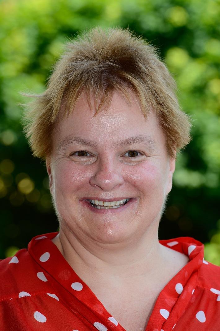 Silvia Schaller ist neue Präsidentin der Angestellten Schweiz