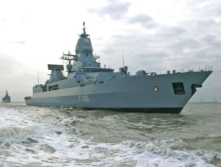 Marine : Presse- und Informationszentrum der Marine stellt Bild der Woche vor