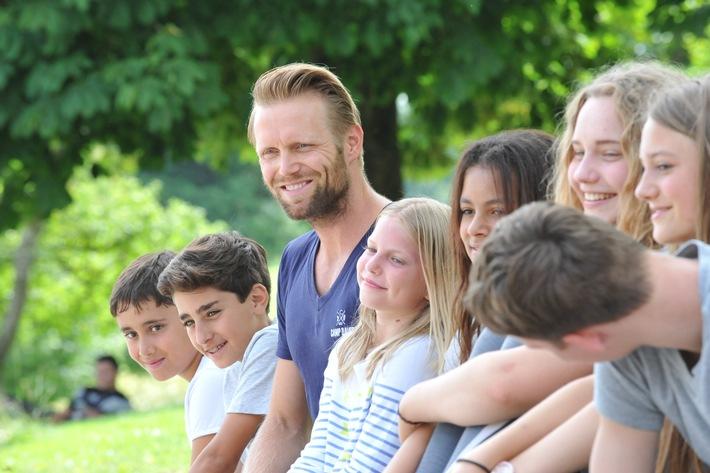 """SOS-Kinderdorf und Sportdeutschland.TV starten gemeinsame Initiative """"Wir stärken Kinder"""""""