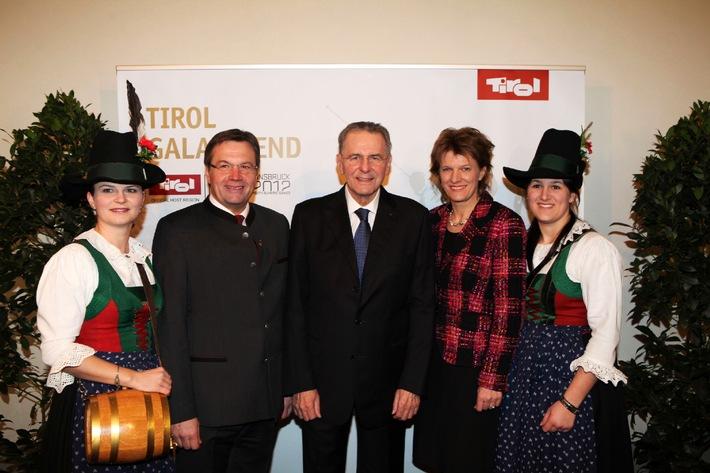 Tirol präsentiert sich anlässlich der YOG als Gastgeber von Weltformat