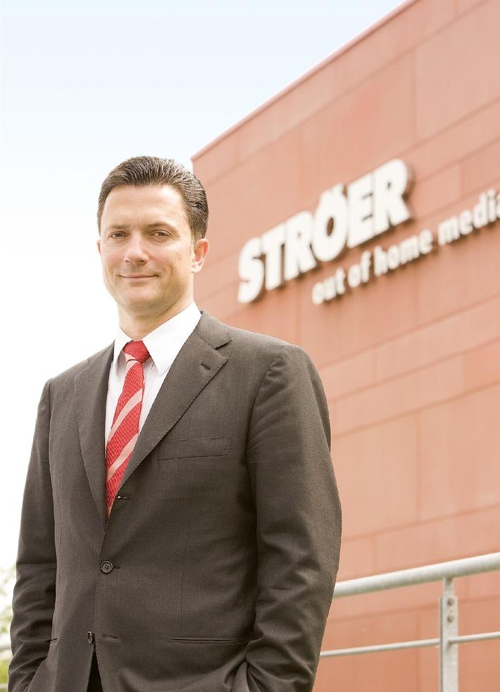 Rekordergebnis für Ströer Gruppe