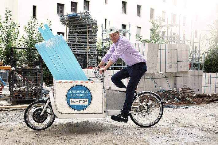 """Baugewerbe fordert Stopp für """"Blaue Plakette"""""""