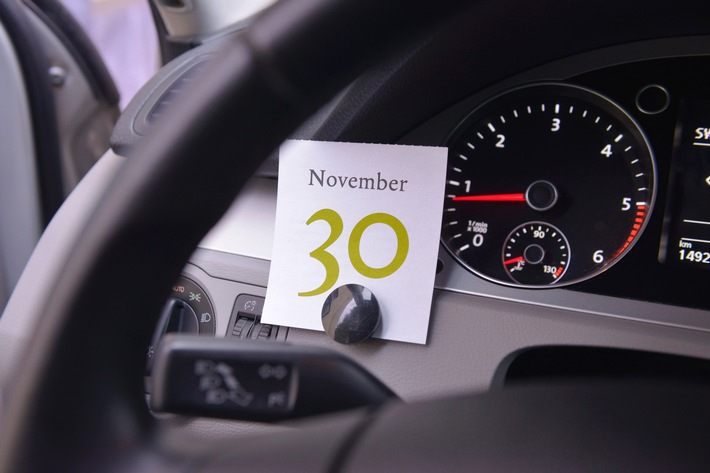 Sonderkündigungsrecht ermöglicht Wechsel nach 30. November