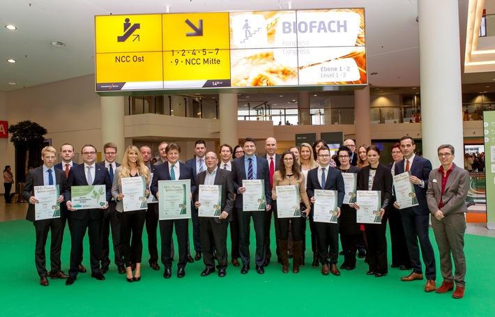 Deutschlands bester Bio-Händler heißt NORMA! / BIOFACH 2016: DLG-Testergebnisse bringen Discounter aus Nürnberg Platz 1