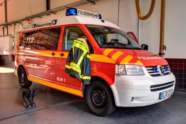 FW-Dorsten: Bewohnerin verhindert nach Kellerbrand schlimmeres