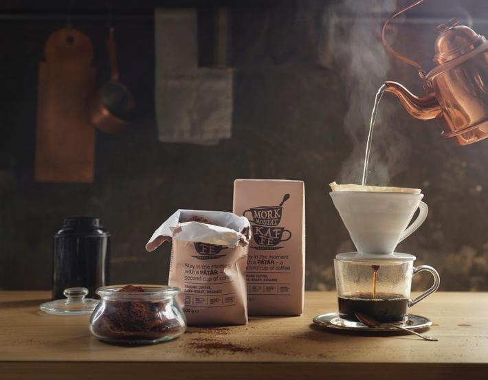 IKEA Kaffee nun UTZ-zertifiziert und aus Bio-Anbau / IKEA stellt sein gesamtes Kaffeesortiment um