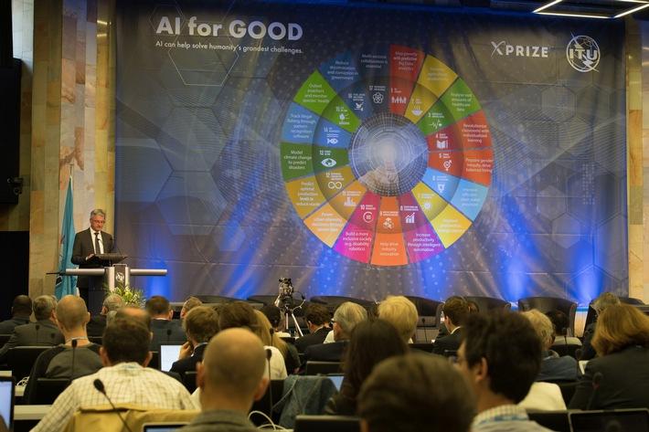 Audi-Chef Stadler spricht vor UN-Kongress in Genf über Künstliche Intelligenz