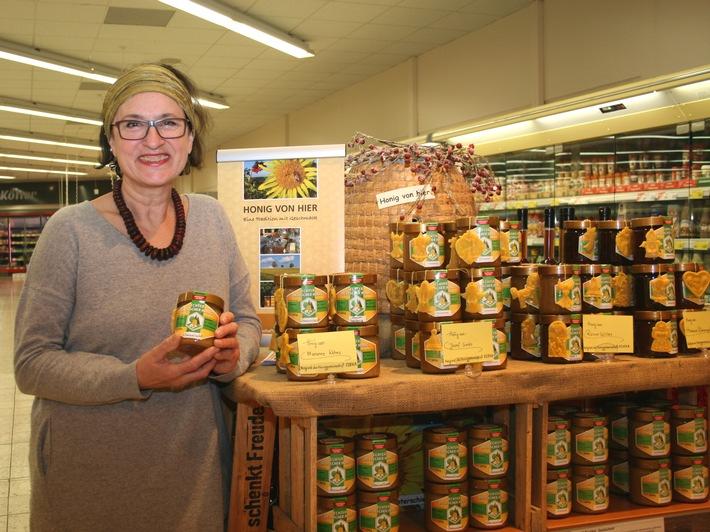 """90 Jahre """"Echter Deutscher Honig"""" - Tradition, die man sieht und schmeckt / """"Tag der deutschen Imkerei"""" ganz im Zeichen des Naturproduktes"""