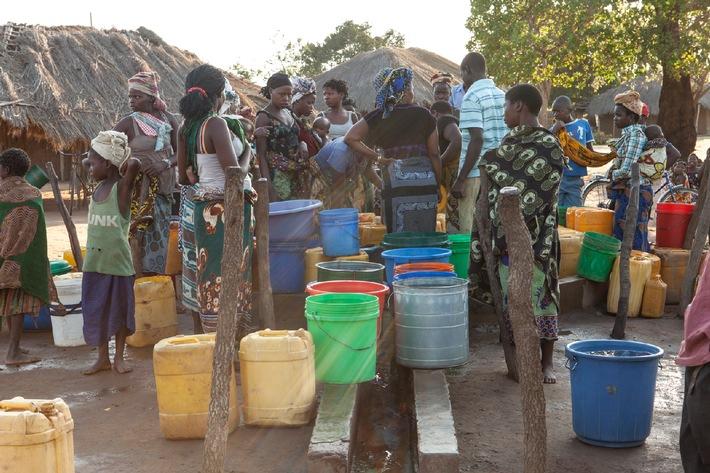 Helvetas kritisiert UNO-Zahlen: Trotz Brunnenbau kein sauberes Trinkwasser