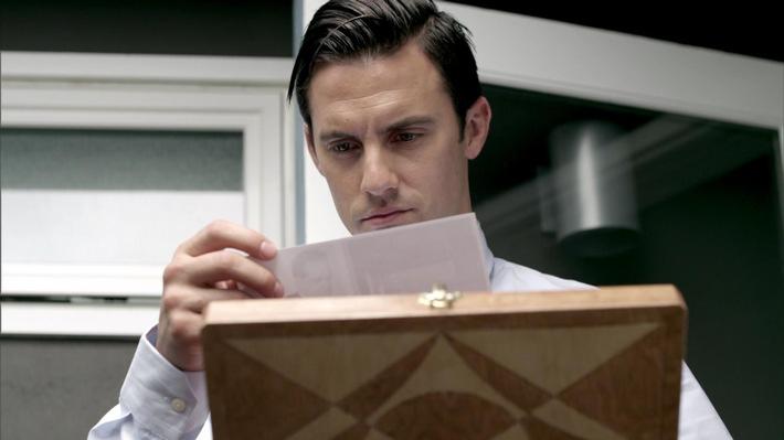 """RTL II zeigt die Thriller-Serie """"Chosen"""" mit Milo Ventimiglia"""