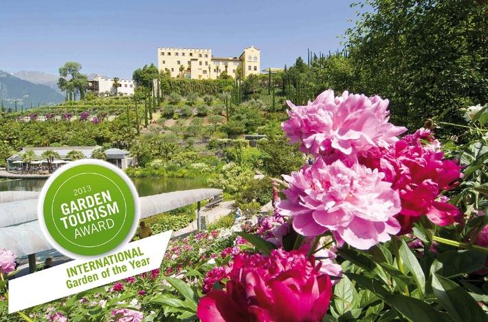 Preisgekrönte Gärten von Schloss Trauttmansdorff!