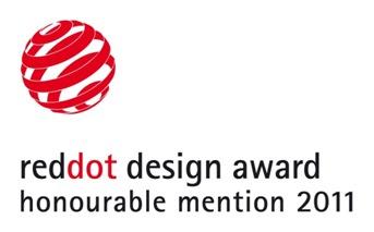"""Kaba gewinnt den """"reddot design award 2011"""""""