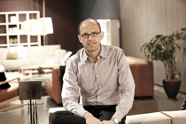 Reto Waidacher wird neuer Unternehmensleiter der Interio AG