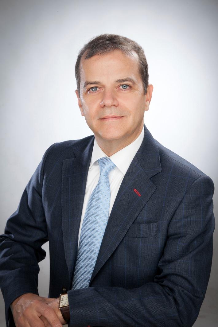 Pierre-Henri Bruchon wird Leiter der Pharma Division bei  Constantia Flexibles - BILD