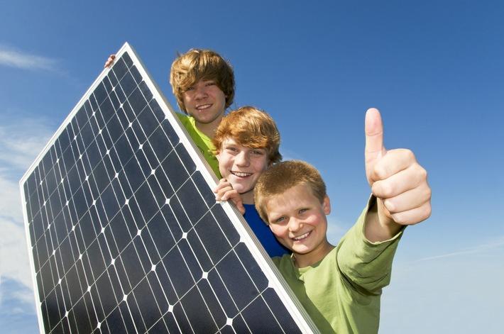 Aktuelle Umfrage: Energiesparen ist gut für das Unternehmensimage