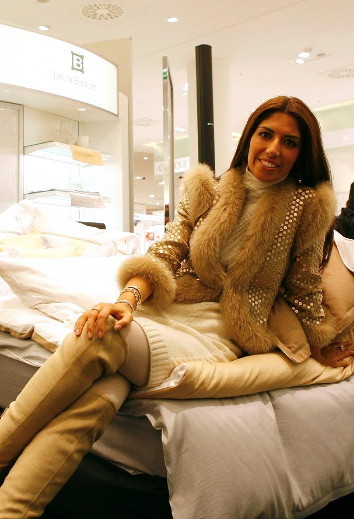 Laura Biagiotti Living und Dolci: Stil in Perfektion exklusiv bei Karstadt