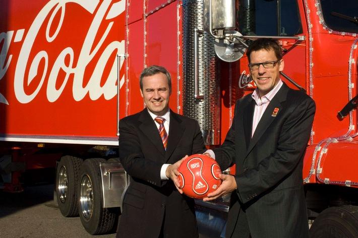 L'action de bienfaisance de Noël de Coca-Cola