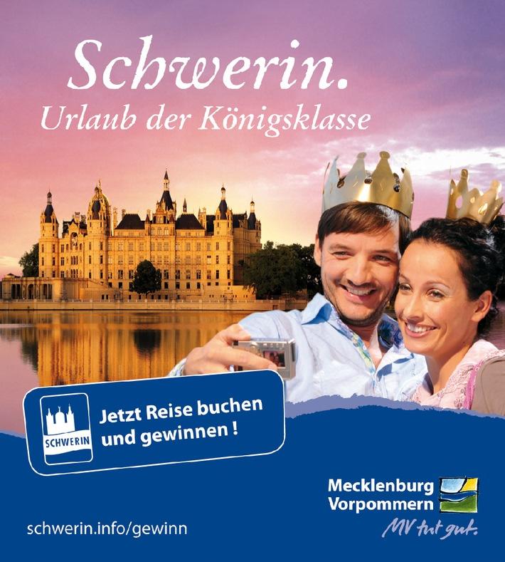 Schwerin - Urlaub der Königsklasse