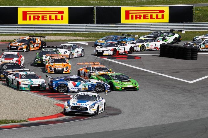 Zehn Jahre ADAC GT Masters auf dem Sachsenring
