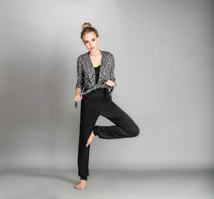 Wellness-Mode bei Lidl / Ab 28. April finden Sie in jeder Lidl-Filiale Wellness-Looks, in denen es sich in jedem Fall stilvoll abschalten lässt