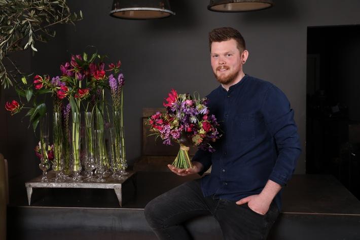 Muttertag 2017: Welche Blumen schenkt der Deutsche Meister der Floristen?