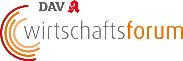 DAV-Wirtschaftsforum in Berlin: Arzneimittelzuzahlungen 2015 steigen auf 2,1 Mrd. Euro an