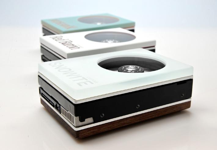 Die weltweit erste externe Festplatte mit ByteSpotter (mit Bild)