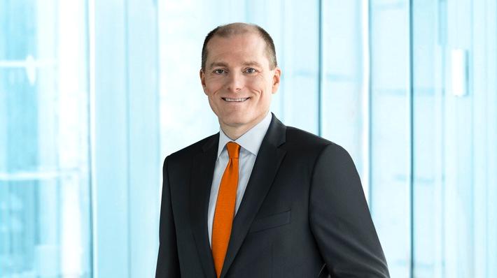 Dr. Robert Blackburn ist neuer CEO der Hoffmann Group