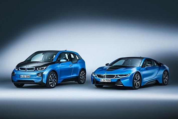 Mehr Reichweite, hohe Fahrdynamik: BMW i weitet das Modellangebot für den BMW i3 aus / BMW i3 (94 Ah) mit stärkerer Batterie bietet bis zu 200 Kilometer Reichweite unter Alltagsbedingungen