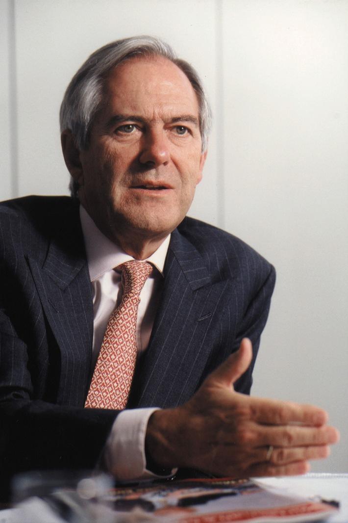 Personalie: Roland Berger wird am 22. November 70 Jahre alt, Roland Berger Strategy Consultants feiern 40-jähriges Jubiläum - eine europäische Erfolgsgeschichte